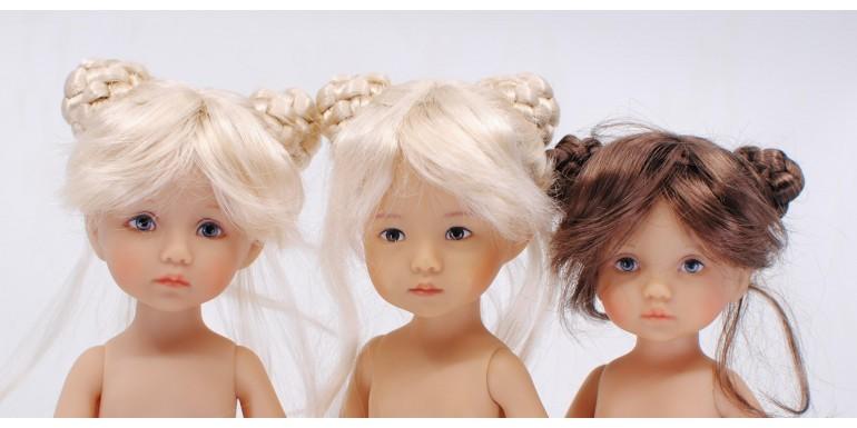 Boneka Effner Puppen - Eine Vergleichsstudie