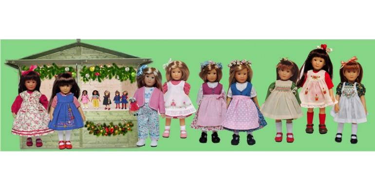 Boneka im Weihnachtsdorf Siegen