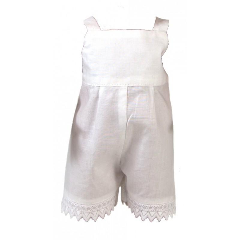 Short one-piece underwear