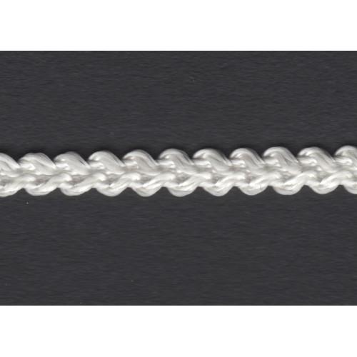 Perlband Viskose 4mm