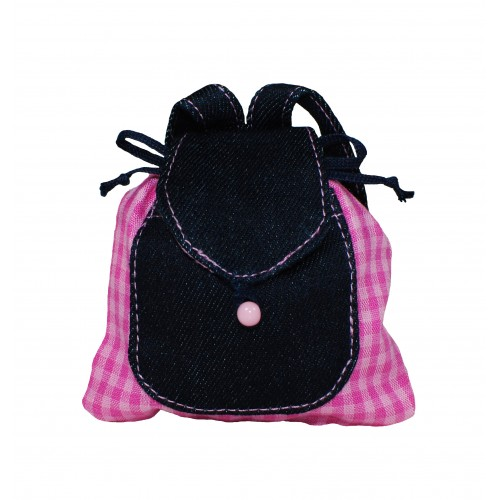 Pink Backpack size M