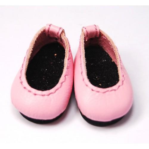 Leather ballerinas 25N