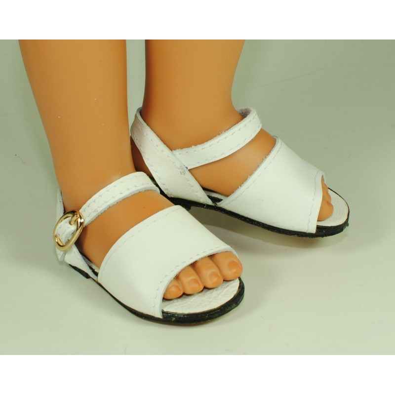 Summer sandals with buckle 75X