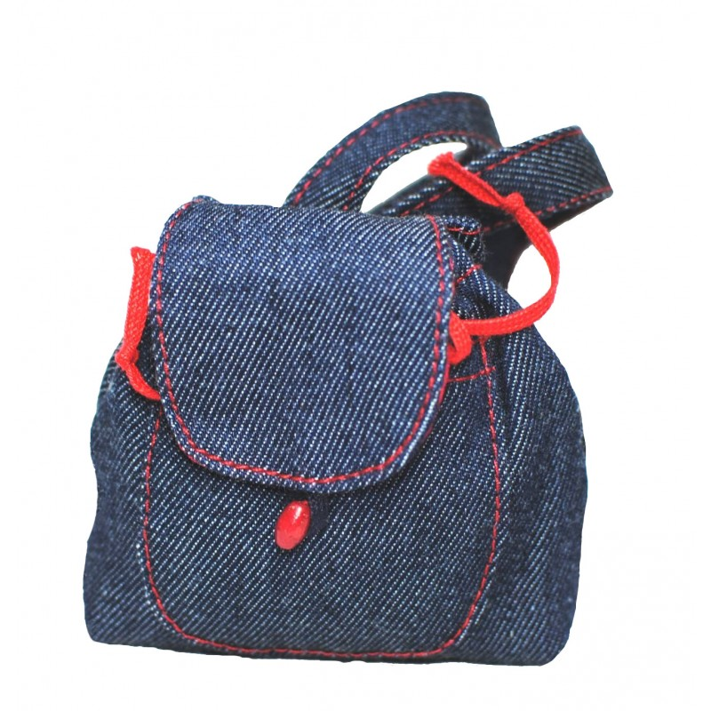 Denim Backpack size M