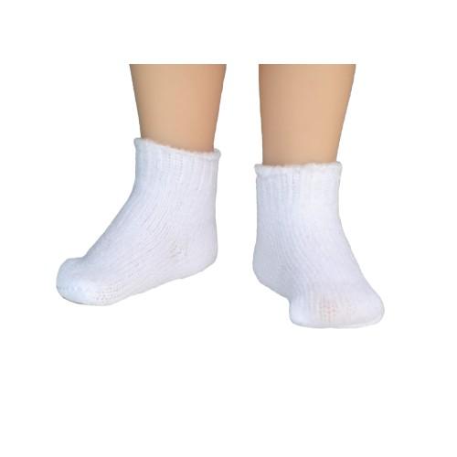 simple cotton socks