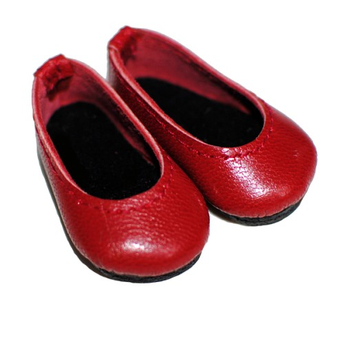 Leather ballerinas 45X