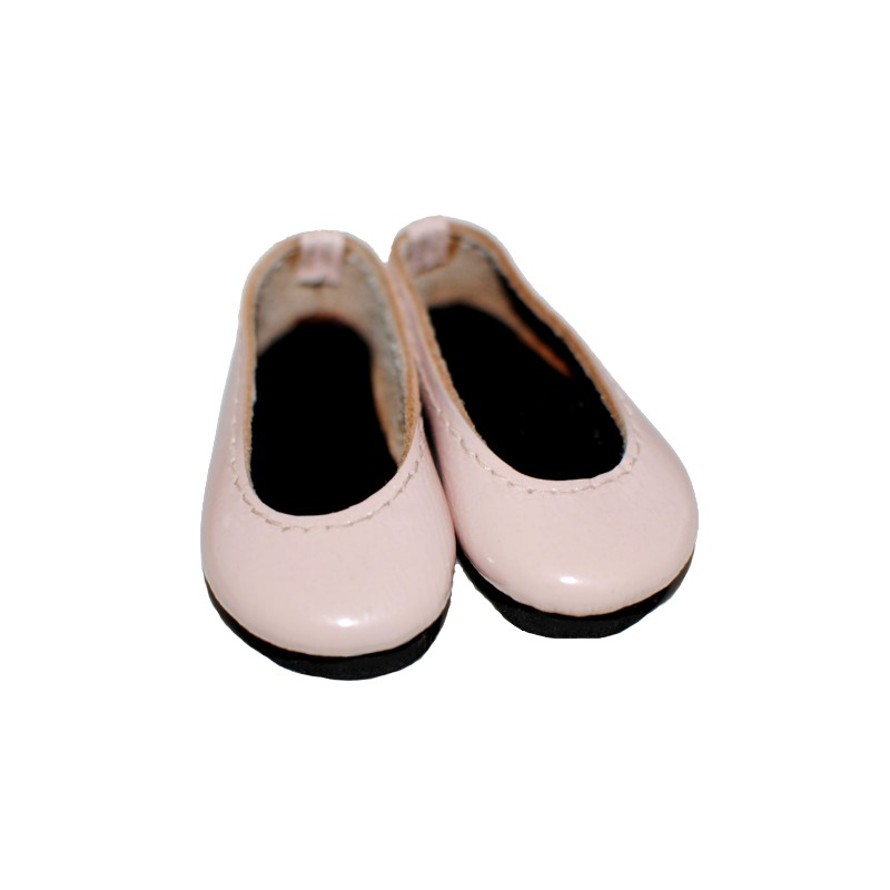 Ballerinas with rubber sohle 57N