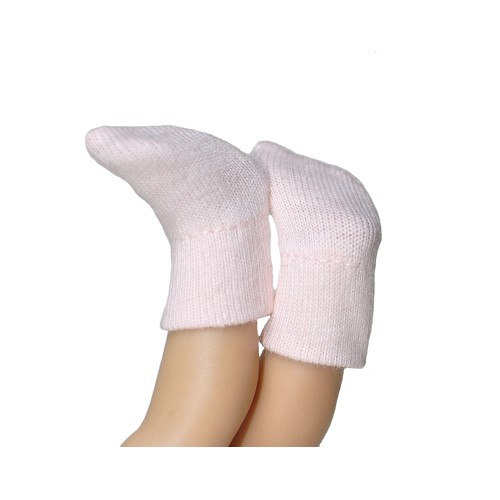 Sewn jersey socks 27mm