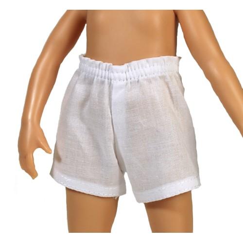 Einfache kurze Unterhose 25cm