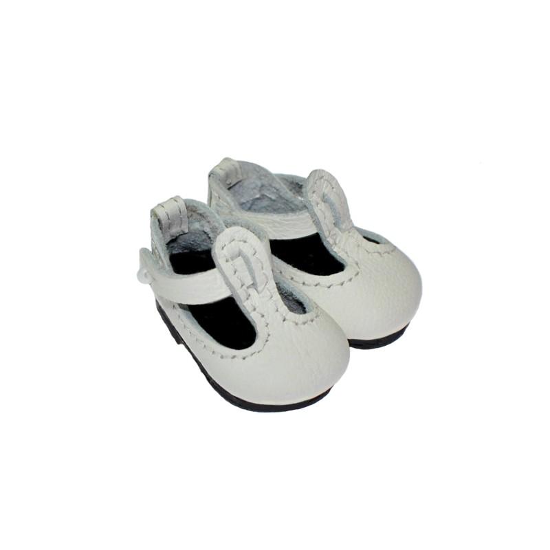 Doll t-strap shoe