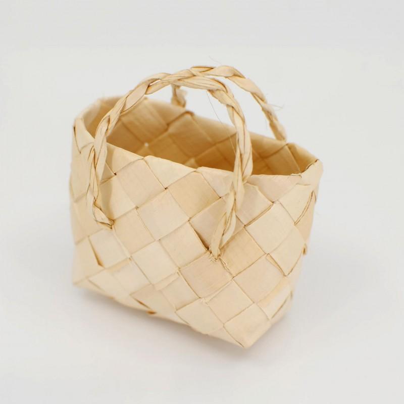 Bast shopping bag