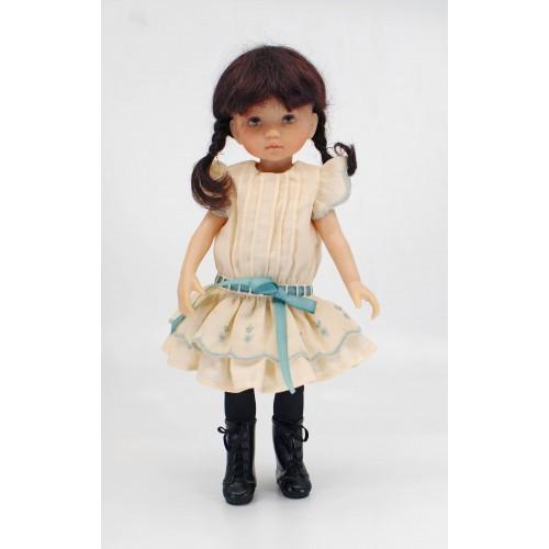 Vintage Kleid 24cm