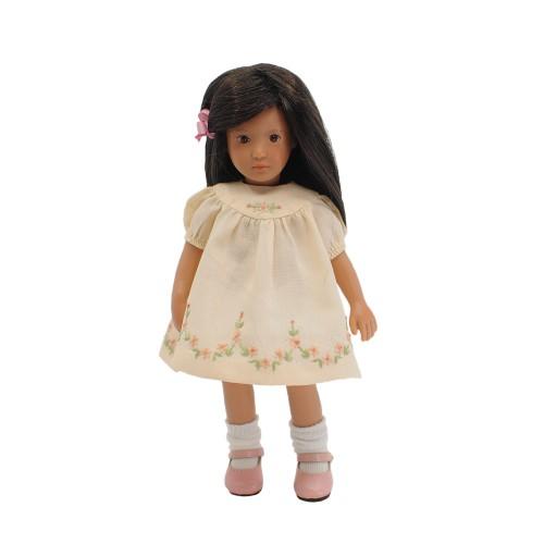 Besticktes Kleid 20cm