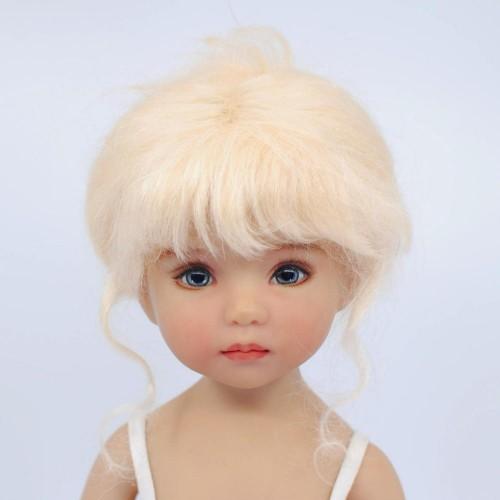 Genuine Mohair Wig 7-8