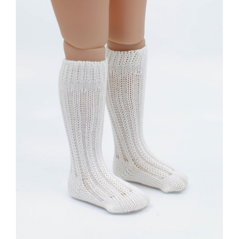Knitted stockings 55-60mm