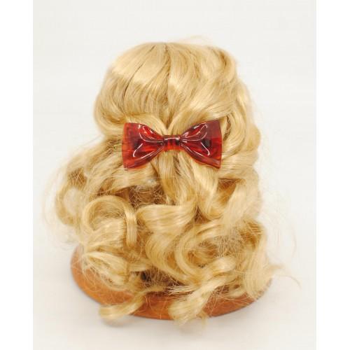 Haarspange Schleife