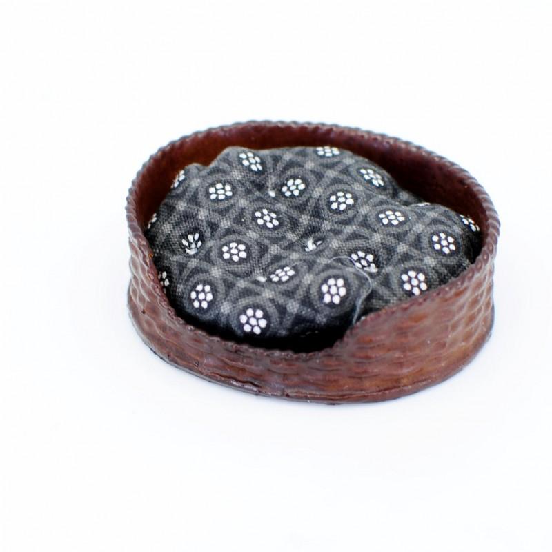 Miniature Cat Basket