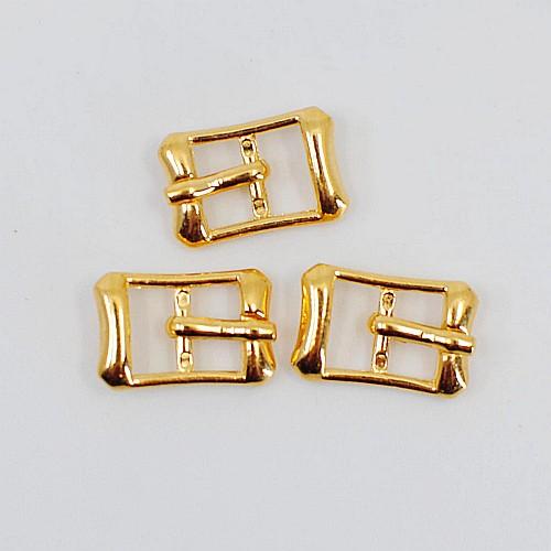 Gürtelschnalle gold 16mm