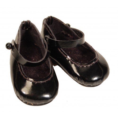 Mary Janes Patent Leather 38N