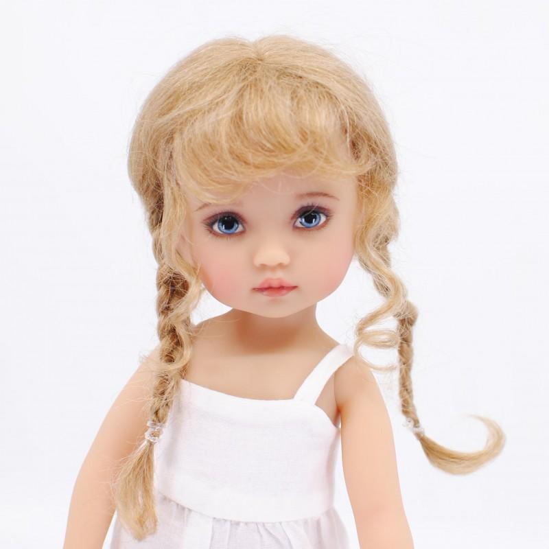 Long braids 5-6