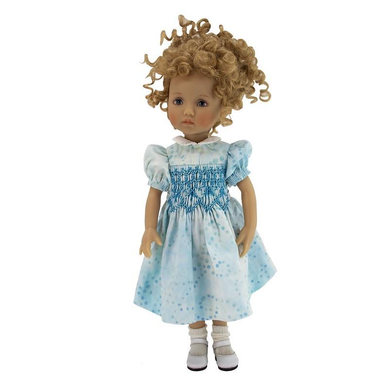 Aquablue Smock dress 24cm