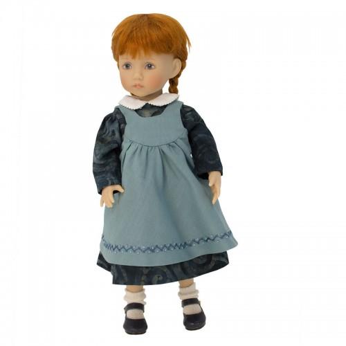 Kleid mit Schürze 24cm