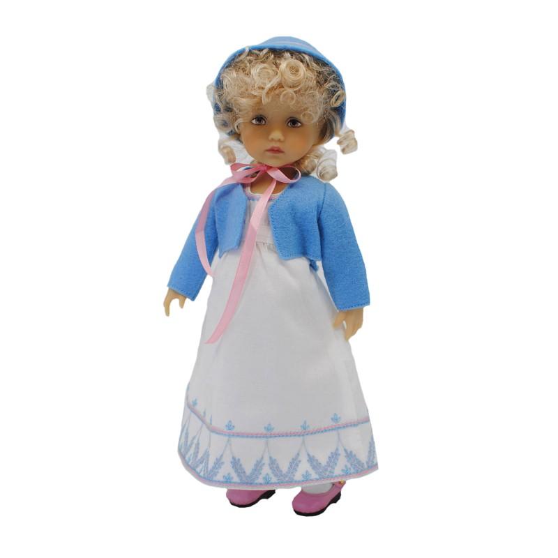 Regency Dress Set 24cm