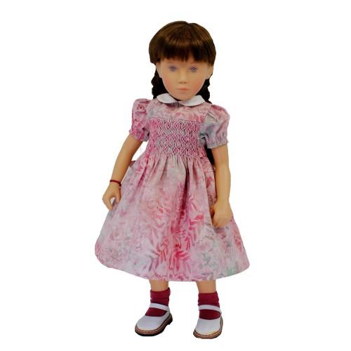 Batik smock dress 40 cm