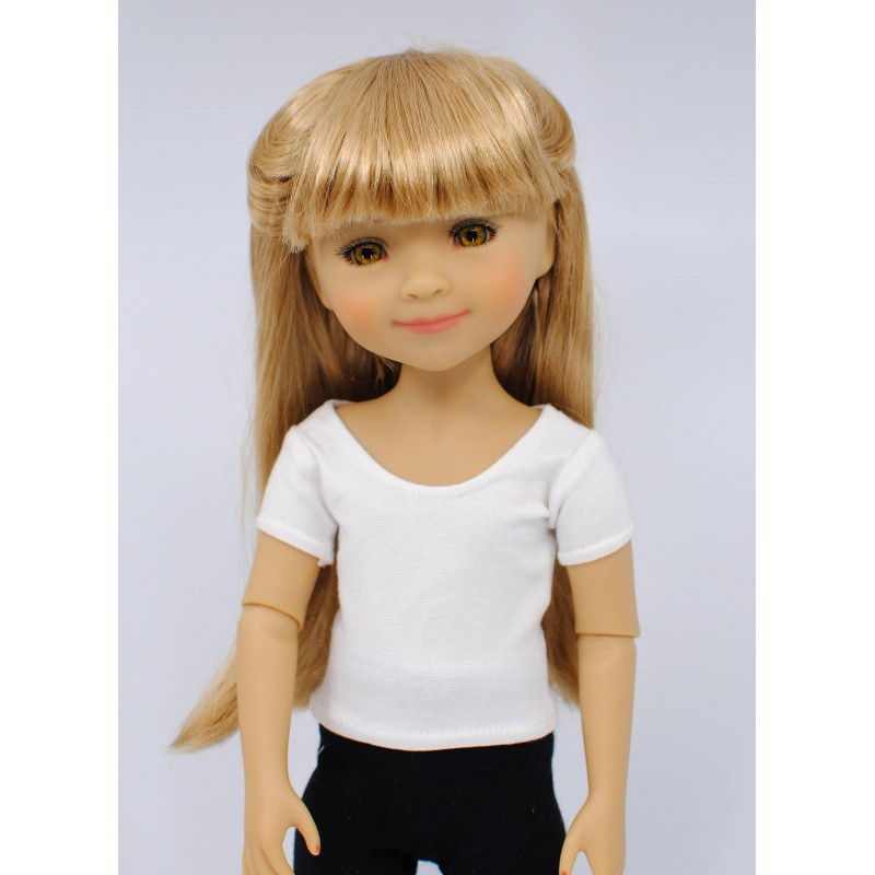 Long hair wig  8-9