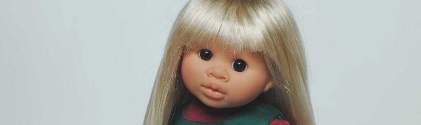 32 cm Puppen - Müller Wichtel Puppen