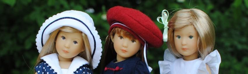 20 cm /  8 inch Dolls