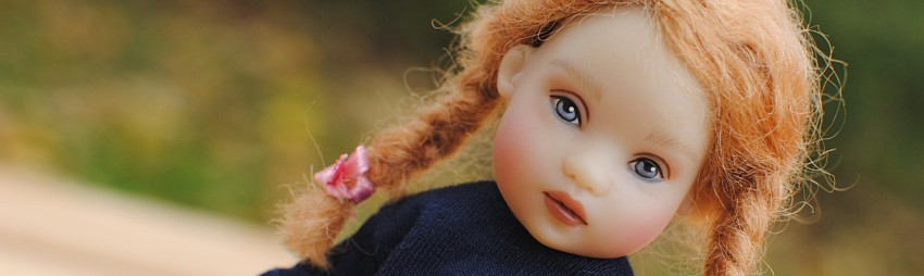 15 cm Puppen