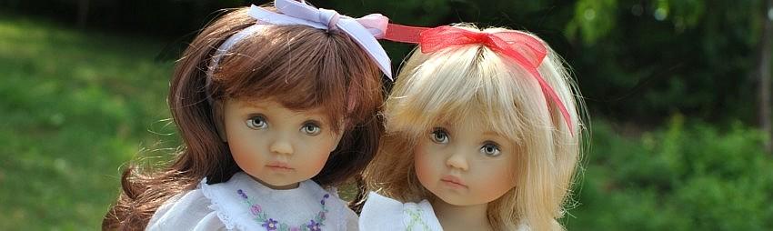 Boneka Effner Puppen