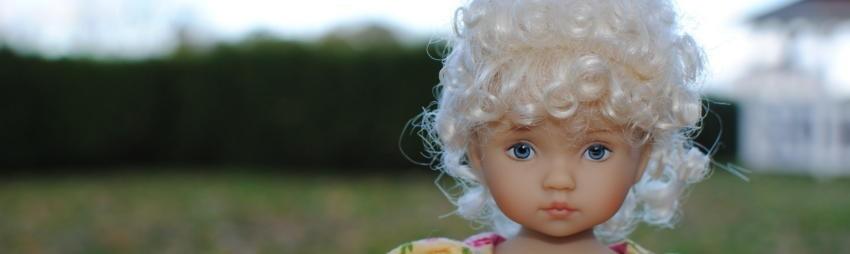 24 cm Puppen