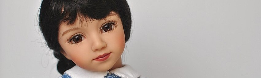 49 cm Puppen