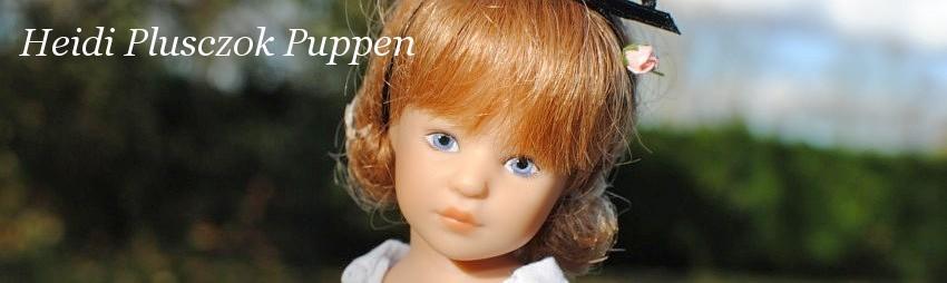 Heidi Plusczok Puppen
