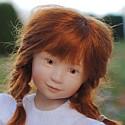 18-19 cm Puppen