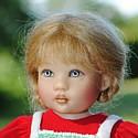 18 cm Puppen